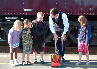 Rocky Mountaineer train holidays for families traveling through the Canadian Rockies and British Columbia.