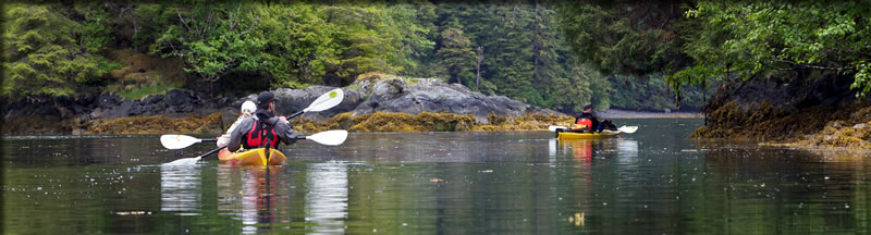 Kayaking among the islands off Sitka, Alaska, things to do in Sitka.