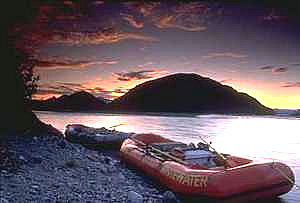 Yukon River Rafting: A Wilderness Experience in Canada.