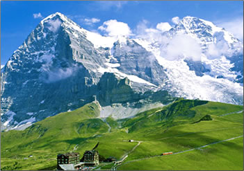 Via Alpina is one of 18 Routes to Explore Switzerland by Foot, Bicycle or Canoe.
