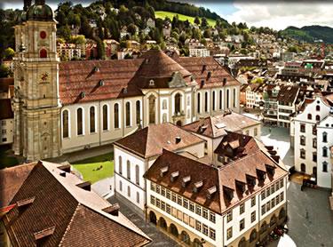 Switzerland's Via Jacobi Route is an ancient pilgrimage route leading to Spain's Camino de Santiago.