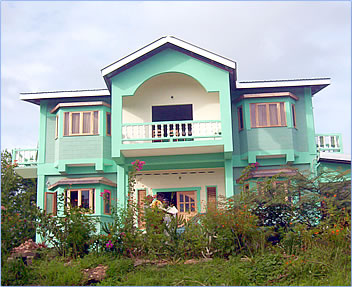 Trinidad Accommodation: Toco Foundation Tourism Centre and hotel.