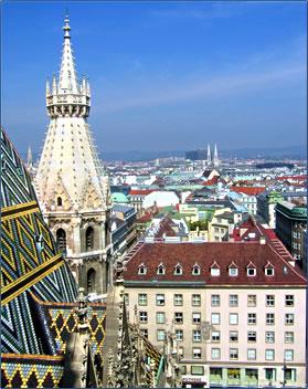 Vienna budget holidays by Alison Gardner, Vienna cultural attractions.