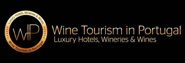 Wine Tourism in Portugal logo.