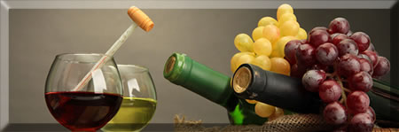 What to do with open bottles after wine tastings.