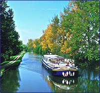 European Waterways Ltd. barging.