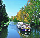 Barging and canal boating cruises on Europe's waterways.