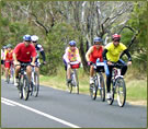 Australia Cycling vacations for seniors in the state of Victoria.