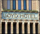 Article about Amsterdam's historic Lloyd Hotel, a former emigrant center, a refugee center and finally a prison before becoming an internationally-acclaimed hotel.