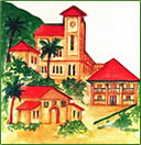 Article about Trinidad accommodations including some historic properties and rural exploration.