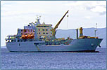 French Polynesia travel, passenger cargo ship travel, freighter travel Marquesas Islands.