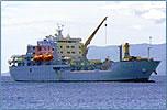 French Polynesia travel, passenger cargo ship travel, freighter travel Marquesas Islands.