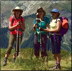 Article about the Tour du Mont Blanc route.