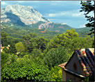 Article about Provence, France, where great artists have been inspired by the light and scenery.
