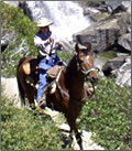 Active vacations for senior travel in Yosemite National Park, California.
