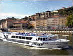 Article about river cruising in France with Uniworld.
