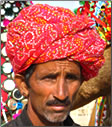 Article about travel in northwest India, including Rajasthan, Varanasi and Agra.