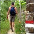 Walking Italy's Cinque Terre Coast.