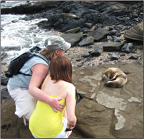 Ecoventura's Galapagos Island cruises are leaders in low-impact, sustainable tourism.