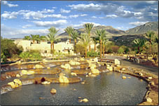 Miraval Resort & Spa.