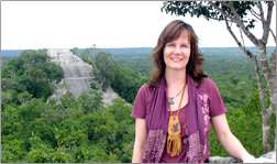 Sacred Earth Journeys Ltd offers sacred travel to many destinations including Mexico's Yucatan Peninsula.