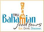 Tru Bahamian Food Tours logo.