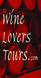 Wine Lovers Tours logo.