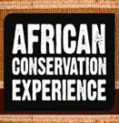African Conservation Experience volunteer vacations logo.