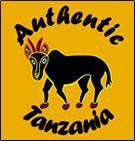 Authentic Tanzania african safaris logo.