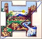 Dinknesh Ethiopia Tour logo.