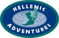 Hellenic Adventures logo.