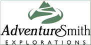 AdventureSmith Explorations logo.