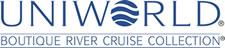 Uniworld Boutique River Cruise Collection logo.