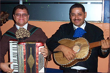 Mariachi music is one memorable attraction of Nicaragua, Latin America Travel articles.