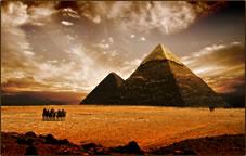 Egyptian pyramids: Journeys of the Spirit tours.