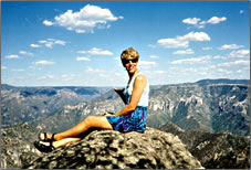 S&S Tours photo of Mexico's Copper Canyon.