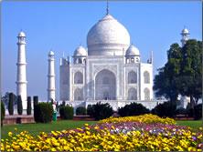 Taj Mahal, India, Incredible Indian Tours.