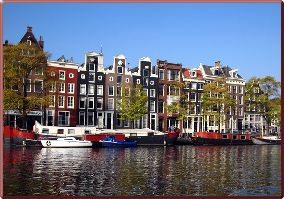 Cruise on Amsterdam's picturesque canals.