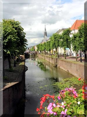 Schoonhoven canal.