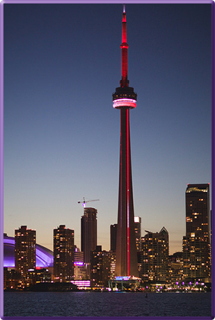 Take a Toronto city tour during a long airport layover.