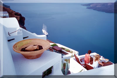 Article about exploring by ferry many Greek Islands with Hellenic Adventures.