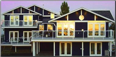 Seabreeze Guest House, Steveston, British Columbia.