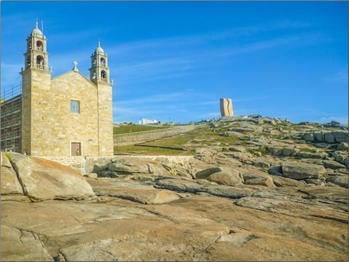 Camino Finisterre: This is a famous brief route to the tip of northern Spain's Atlantic corner.