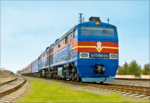 By private train, explore the legendary Silk Road through Turkmenistan, Uzbekistan and Kazakhstan.