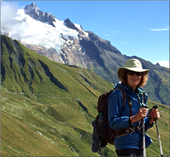 MaryAnn Gerst tackles the Tour du Blanc through the Western Alps.