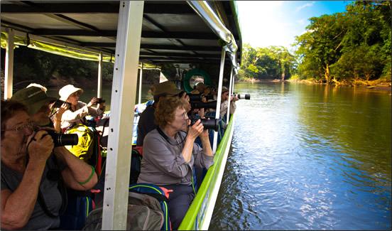 Costa-Rica-Sarapiqui-River-Boat