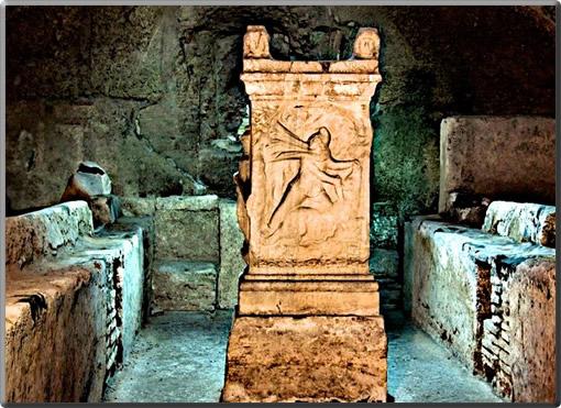 Mithraic-Altar-under-San-Clemente