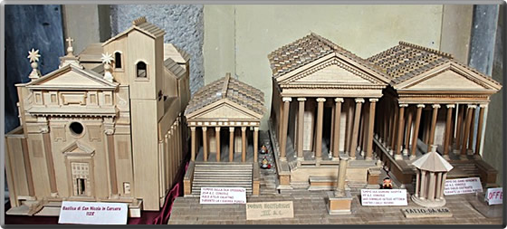 Model-of-Church-and-Buried-Temples