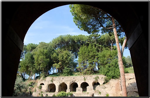 Rome-Palatine-Hill