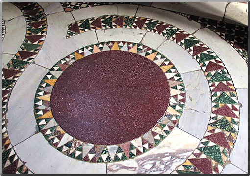 Rome-San-Clemente-Mosaic-Floor